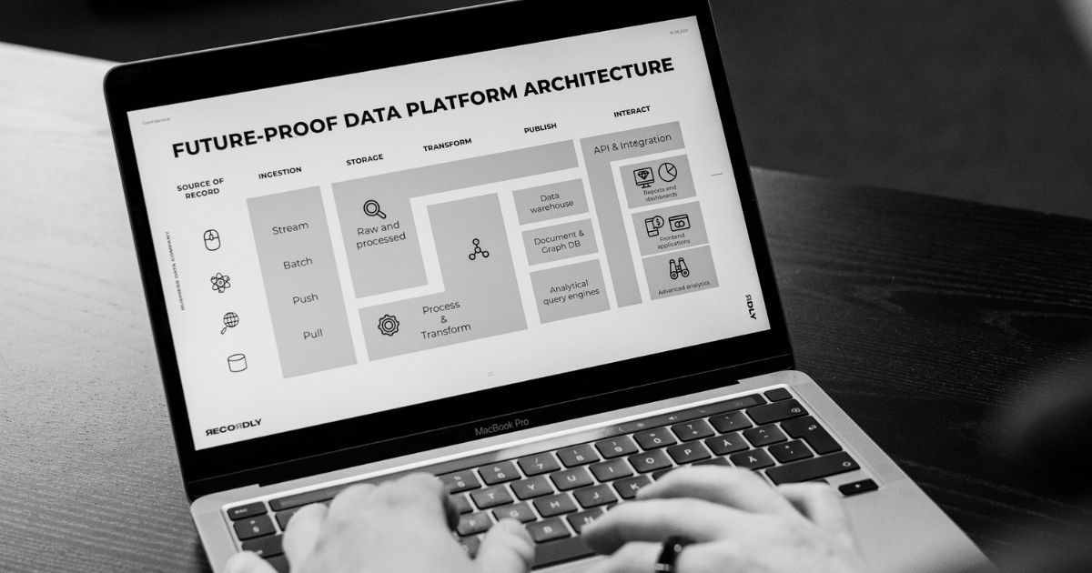 Data platform selection